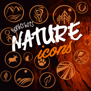 Free Nature Icons (PNG) Commercial / personal use