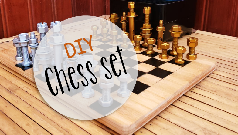 DIY Chess set
